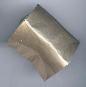 Brown Paper Bag Box