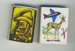 Plane/deer/Gutenberg